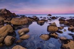 Monterey Sunset (Chris Skopec) Tags: california coast landscape monterey montereypenninsula pacificocean seascape usa