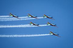 _Z2A9708 (Fabiosantos25) Tags: esquadrilhadafumaça esquadrilha 5dmkiv ef100400isii ef100400mmisii ef100400ii 7desetembro setedesetembro independencia smokesquadron supertucano avião plane sky blue azul brasil brazil
