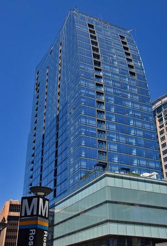 CEB Tower 1200 Wilson Boulevard Rosslyn (VA) August 2018