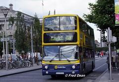 Dublin Bus AV330 (03D20330). (Fred Dean Jnr) Tags: dublin august2010 busathacliath dublinbus dublinbusyellowbluelivery dbrook volvo b7tl alexander alx400 av330 oconnellstreetdublin dublinbusroute46b 03d20330