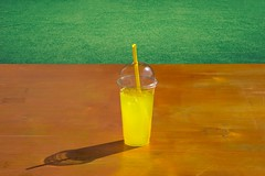 (Kirill Dorokhov) Tags: glass cocktail summer fresh grass green sun weekend contemporaryart art minimalism
