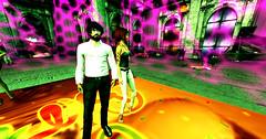 Dancing on my own (janananana) Tags: maitreya justfriends trickster venue sllivemusic sl