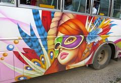 IMG_4943 (mohandep) Tags: madivala lakes bangalore wildlife scenery sun flowers insects birding buses