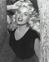 Jayne Mansfield (poedie1984) Tags: jayne mansfield vera palmer blonde old hollywood bombshell vintage babe pin up actress beautiful model beauty hot girl woman classic sex symbol movie movies star glamour girls icon sexy cute body bomb 50s 60s famous film kino celebrities pink rose filmstar filmster diva superstar amazing wonderful photo picture american love goddess mannequin black white mooi tribute blond sweater cine cinema screen gorgeous legendary iconic oorbellen earrings