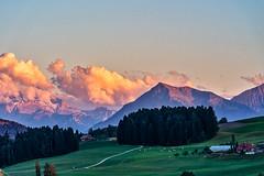 Cloud Gathering (*Capture the Moment*) Tags: 2018 august berge emmental kantonbern landschaften mountains schweiz sommer sonya7mark3 sonya7m3 sonya7iii sonyfe70200mmf28gmoss sonyilce7m3 summer switzerland valleyemmental