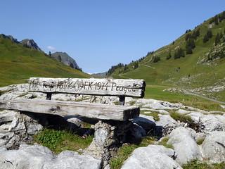 Pragelpasshöhe 1548 m
