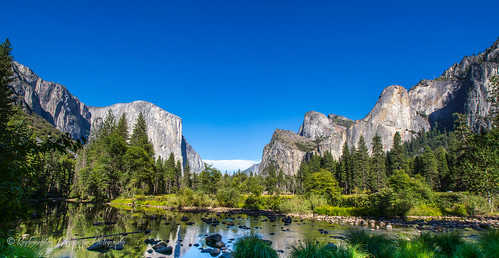 Valley View @ Yosemite National Park !!