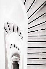 Kangasala-Talo 11 (pni) Tags: staircase stairwell concrete form interior stairs architecturaldetail monochrome kangasalatalo kangasala finland suomi pekkanikrus skrubu pni