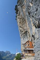 Aescher, Berggasthaus, Weissbad (Lost.in.Time) Tags: aescher berggasthaus weissbad swissalps