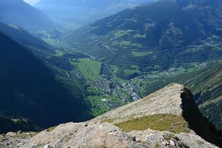 Passo Muazz 1'697 - Sosto 2'221m