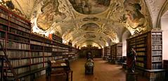 Prague - Couvent de Strahov - salle théologique (AlCapitol) Tags: prague républiquetchèque couventdestrahov nikon d800 bibliothèque sallethéologique fresques