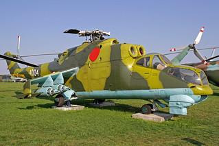 Polish Air Force Mil Mi-24D 4004 EPDE 23-08-18