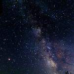 Mars and the Milky Way thumbnail