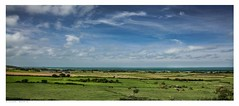 The English Channel, viewed from Tardinghen, Pas-de-Calais, France, looking the other way. (Richard Murrin Art) Tags: theenglishchannel viewedfromtardinghen pasdecalais france lookingtheotherway richard murrin art