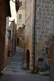 Italien_Umbrien_Sorano_Gasse