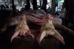 Frischfleisch (Photoauge.) Tags: vietnam vnm geo:lat=2327712810 geo:lon=10536044970 geotagged thịtrấnđồngvăn market markt