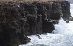 Die Steilküste bei Sagres; Algarve, Portugal (92) (Chironius) Tags: algarve portugal atlantik atlantischerozean atlanticocean landschaft naturstein sagres