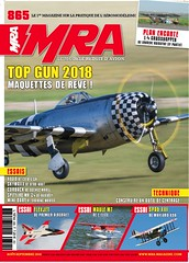 MRA Cover (dwhart24) Tags: rc radio remote control airplane top gun magazine cover david hart nikon d500 200500
