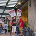 Unite Here Local 1 Hotel Workers on Strike Downtown Chicago Illinois 9-17-18 3945