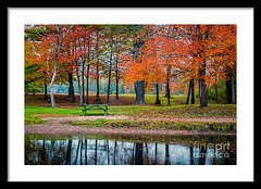 Beautiful Fall Foliage Newport New Hampshire (fieldingedward) Tags: new hampshire england river fall foliage leaves water autumn usa america