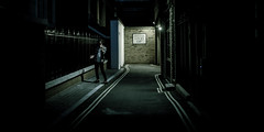 after the dark (Edo Zollo) Tags: streetphotography inthedarkofnight london londonatnight londonafterdark londonstreetphotography afterdark