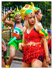 Carnival! (Photography And All That) Tags: caribbean caribbeancarnival festival festivals girl girls performers performer dance dancing dancer dancers carnival event events expression expressions expressive fun music musical shout shouting yell exclamation sony sonyalpha7mark3 sonyilce7m3 sonyalpha colour colours colourful