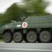 """Uz militārajām mācībām """"Namejs 2018"""" ierodas Polijas militārā tehnika"""