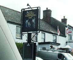The Mount Ambrose Inn, Mount Ambrose, Redruth, Cornwall 17 August 2018 (Cold War Warrior) Tags: ambrose inn pub cornwall breweriana redruth