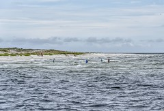 Fishing in the Gulf of Mexico (TomD77) Tags: fishing gulfofmexico pensacola fortpickens