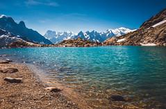 lac blanc (Fred Bigio) Tags: montblanc lacblanc lac savoie france