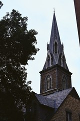 Montpelier (Clavicle Moundshroud) Tags: churchtower gothicarchitecture montpelier vermont