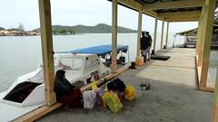 Kuala Abai, on the way to Mantanani Island, Sabah