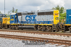 CSX 6957 | EMD GP40-2 | CSX Taft Yard (M.J. Scanlon) Tags: cr cr3369 cr8224 csx2791 csx4440 csx6957 csxsanfordsubdivision csxtaftyard csxtransportation csxt csxt2791 csxt4440 csxt6957 canon capture cargo commerce conrail digital emd eos es44ach es44dc engine florida freight ge gp382 gp402 haul horsepower image impression landscape locomotive logistics mjscanlon mjscanlonphotography merchandise mojo move mover moving orlando rdslug rail railfan railfanning railroad railroader railway roadslug scanlon seaboardsystem train transportation wow ©mjscanlon ©mjscanlonphotography
