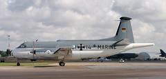 Br1150 | 61+14 | FFD | 20040719 (Wally.H) Tags: breguet br1150 atlantic 6114 marineflieger germannavy ffd egva fairford airport
