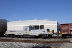 CNW 263631 (imartin92) Tags: emeryville california unionpacific railroad railway freight train scale test car