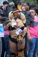 DSC_8027 (photographer695) Tags: notting hill caribbean carnival london exotic colourful costume girls dancing showgirl performers aug 27 2018 stunning ladies