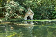 Boat house (tommyajohansson) Tags: essex unitedkingdom uk england tommyajohansson geotagged audleyend englishheritage statelyhome