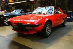 Fiat X1-9 Bertone I 1974 (Transaxle (alias Toprope)) Tags: classicremise meilenwerk berlin italia italy italian italiane italianblood italiana italiano italianclassics italiani italauto italcar italdesign italien retro vintage classic classics clasico clasicos classica classiche heritage autos auto autostoriche automobile automobiles automotive beauty bella beautiful bellamacchina cars car coches coche carros carro design historic hot iconic klassik kraftwagen kraftfahrzeuge kool koool kars cool macchina macchine power powerful photography soul styling toprope voiture voitures vehicle rmr midship midshiprunabout centralengine gandini marcellogandini
