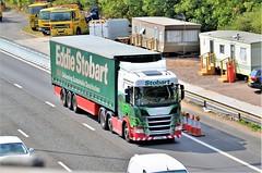 Eddie Stobart 'Ava Grace' (stavioni) Tags: scania r450 new next gen generation esl eddie stobart truck trailer lorry ava grace h5024 pj17url