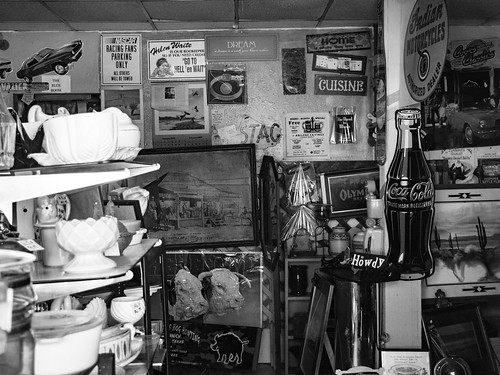 Funky Texas Antiques Store