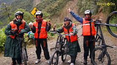 "Yungas road, Bolivia • <a style=""font-size:0.8em;"" href=""http://www.flickr.com/photos/78561544@N04/44529276111/"" target=""_blank"">View on Flickr</a>"