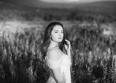 Darya (alex.eganov) Tags: 85mm girl nikond750 portrait sakhalin сахалин девушка портрет summer nikon86mmf18g f18g flowers bw blackwhite