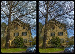 Dresden, Weißer Hirsch 3-D / CrossView / Stereoscopy / HDRaw (Stereotron) Tags: saxony sachsen dresden elbflorenz weiserhirsch europe germany deutschland cross eye view xview crosseye pair free sidebyside sbs kreuzblick bildpaar stereoscopic twin canon eos 550d remote control synchron kitlens 1855mm 100v10f tonemapping hdr hdri raw 3d photo image stereo spatial stereophoto stereophotography stereoscopy stereotron threedimensional stereoview stereophotomaker photography picture raumbild