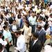 Estudiantes comparten con primera dama y ministro de Educación experiencias en crear propuestas preventivas a dos problemáticas sociales
