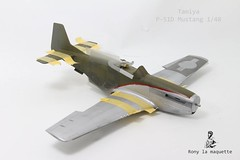 montage-tamiya-p51d-ronylamaquette-0033 (rony.1) Tags: p51 mustang tamiya maquette scalemodel usaf ronylamaquette