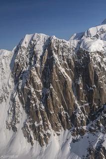 Granit wall - Alaska