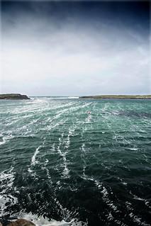 Portnahaven bay