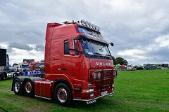 FH51 VOL (Martin's Online Photography) Tags: volvo truck wagon lorry vehicle freight haulage commercial transport fh02