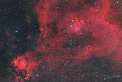 Heart Nebula - HaRGB (Alejandro Pertuz) Tags: hydrogen heart nebula space cosmos universe astronomy astrophotography