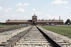 Auschwitz-Birkenau (Gondolin Girl) Tags: krakow poland europe travel city holiday holidays break citybreak architecture church auschwitz birkenau oswiecim